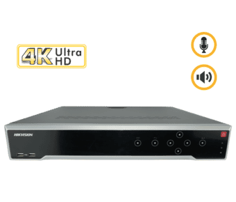 Hikvision DS-7732NI-I4/16P 32ch (16 POE) NVR