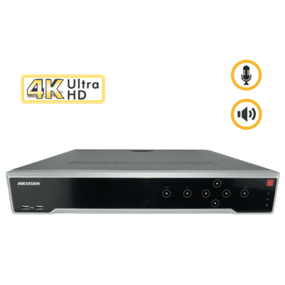 Hikvision DS-7732NI-I4/24P 32ch (24 poe) 12MP NVR