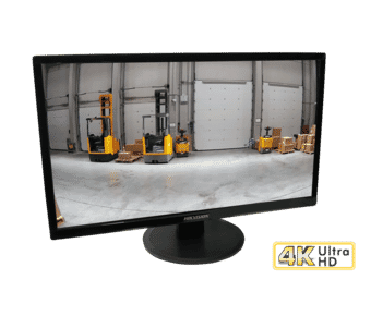 "Hikvision DS-D5028UC 28"" 4K Ultra HD HDMI Monitor"
