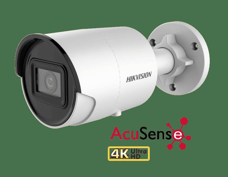 Hikvision DS-2CD2086G2-I 8MP 4K IP Acusense Mini Bullet 2.8mm