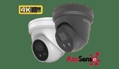 Hikvision DS-2CD2386G2-I 8MP 4K IP Acusense Turret