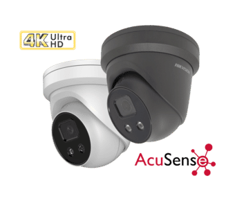 Hikvision DS-2CD2386G2-I 8MP 4K IP Acusense Turret