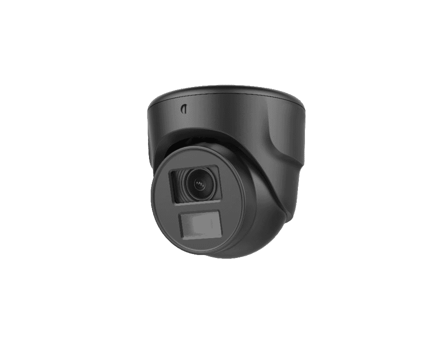 Hikvision DS-2CE70D0T-ITMF Black 2MP TVI Mini Turret 2.8MM