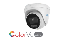 HiLook IPC-T229H 2MP IP ColorVu PoE Turret Camera
