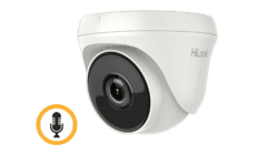 HiLook IPC-T280H-UF 8MP 4K Turret Camera with Audio