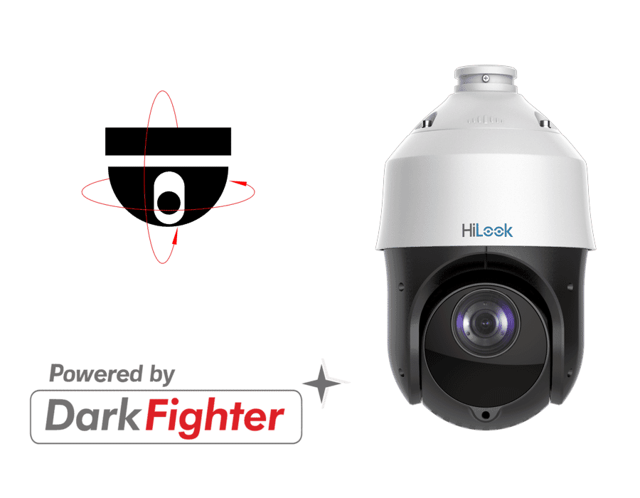 HiLook PTZ-N4215I-DE 2MP IP PTZ 15X Zoom