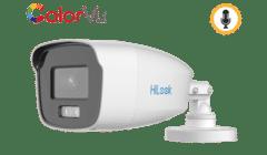 HiLook THC-B259-MS 5MP TVI ColorVu Bullet with Audio 2.8mm