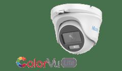 HiLook THC-T129-M 2MP TVI ColorVu Mini Turret 2.8mm