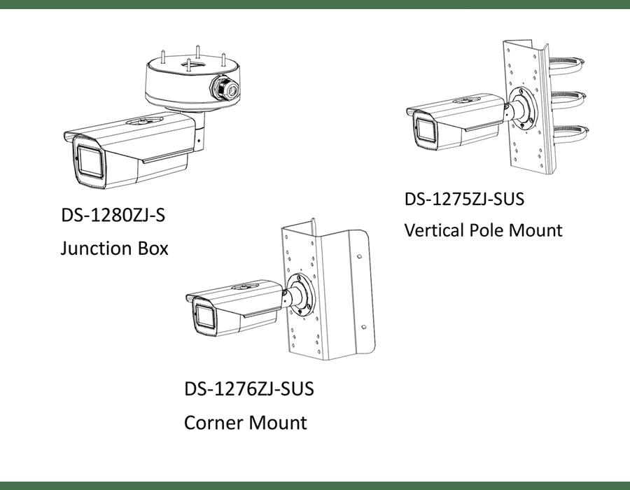Hikvision DS-2CE19U1T-AIT3ZF 8MP 4K TVI Bullet 2.8-12MM MFZ