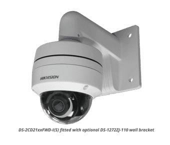 Hikvision DS-2CD2145FWD-I 4MP IP Darkfighter Low Light Dome