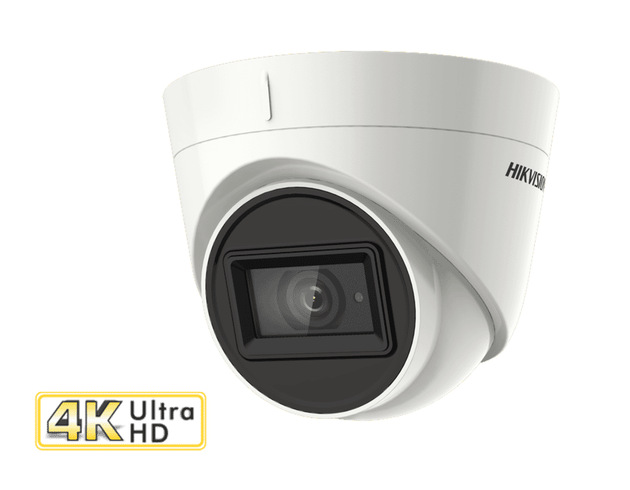 Hikvision DS-2CE78U1T-IT3F 8MP 4K TVI Turret 2.8MM