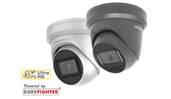 Hikvision DS-2CD2385G1-I 8MP IP Low Light Turret