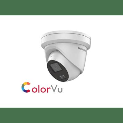 Hikvision DS-2CD2347G1-L 4MP IP Colorvu Turret