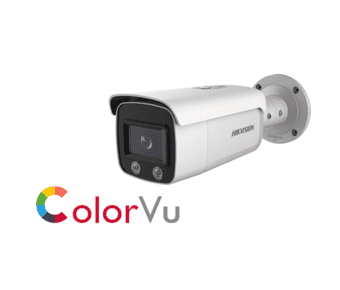 Hikvision DS-2CD2T27G1-L 2MP IP Colorvu Bullet 4.0mm