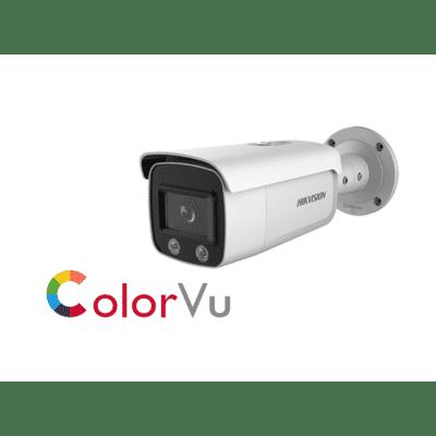 Hikvision DS-2CD2T27G1-L 2MP IP Colorvu Bullet 4.0mm