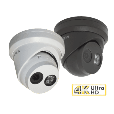 Hikvision DS-2CD2383G0-I 8MP 4K IP Network Turret Camera