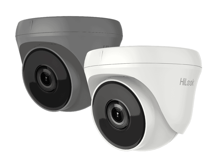 HiLook THC-T250 5MP TVI Turret Camera 4-in-1