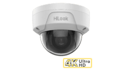 HiLook IPC-D180H-UF 8MP 4K Dome Camera with Audio 2.8mm