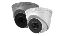 HiLook IPC-T240H 4MP IP PoE Turret Camera