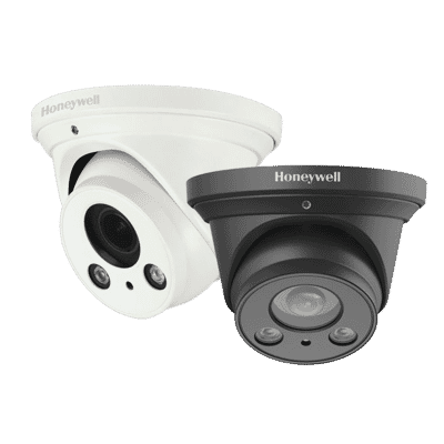 Honeywell HE42XD2 2MP IR Turret Camera 2.7-13.5mm MFZ