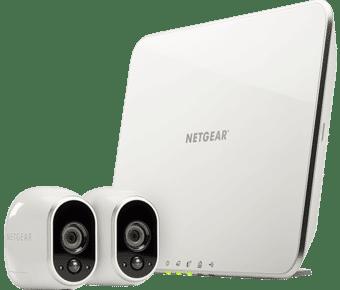 Netgear Arlo VMS3230 Wireless Battery CCTV Kit
