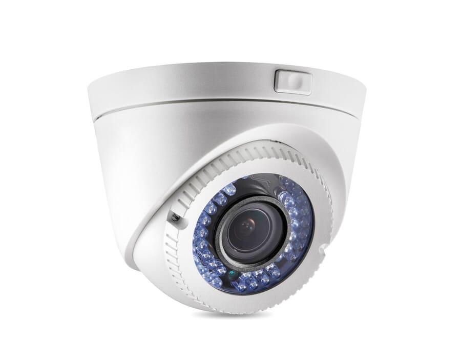 HiWatch THC-T220-V 2MP TVI Vari-focal Turret