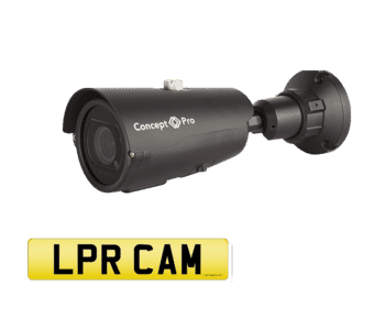 Videcon 2MP Analogue Number Plate Recognition Bullet Camera