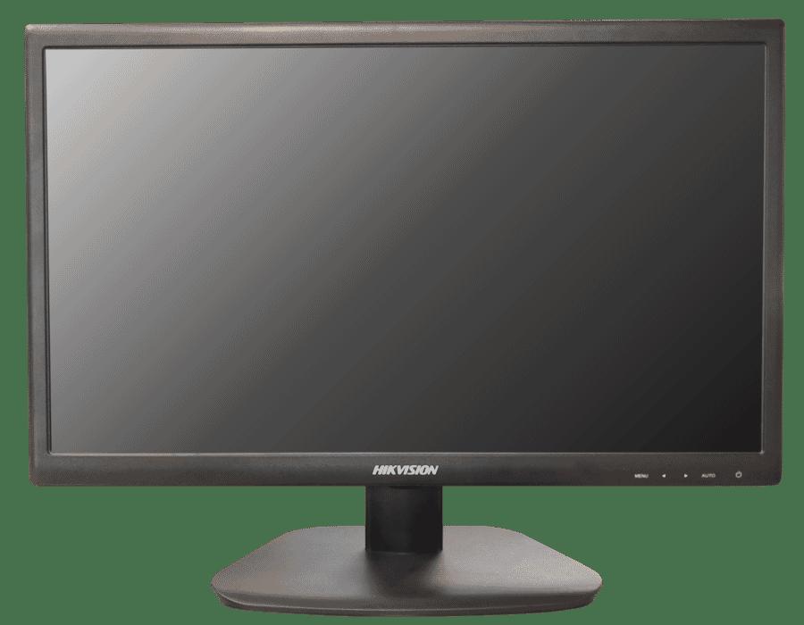 """Hikvision DS-D5022FC 21.5"""" Monitor HDMI, VGA & BNC"""