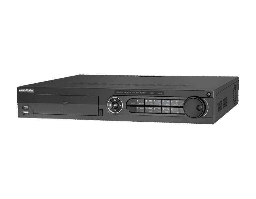 Hikvision DS-7332HUHI-K4 32 Channel 8MP TVI DVR