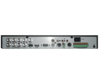 Hikvision DS-7208HUHI-K1 8 Channel 8MP TVI Hybrid DVR