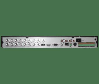Hikvision DS-7216HUHI-K2 16 Channel 8MP TVI Hybrid DVR
