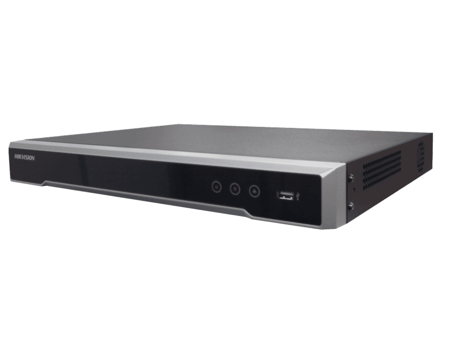 Hikvision DS-7616NI-K2/16P 16 Channel POE NVR 8MP