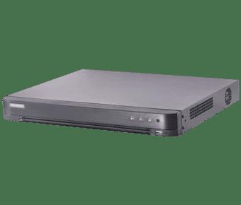 Hikvision DS-7204HQHI-K1 4 Channel 4MP TVI Hybrid DVR