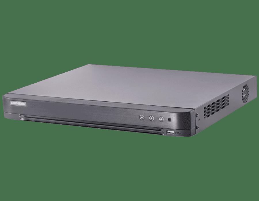 Hikvision DS-7204HUHI-K1 4 Channel 5MP TVI Hybrid DVR