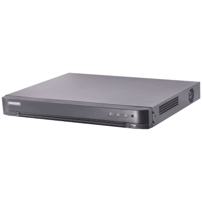 Hikvision DS-7216HQHI-K2/P 16 Channel 4MP TVI Hybrid PoC DVR
