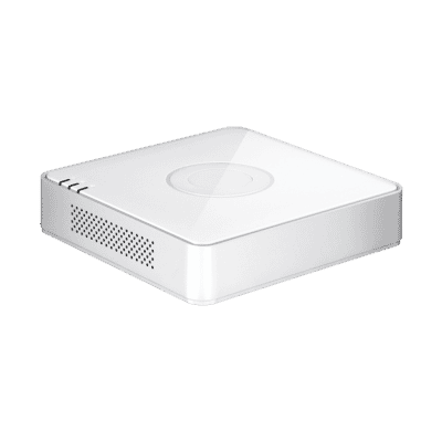 HiLook NVR-104H-D/4P 4 Channel 4MP IP PoE H.265 NVR