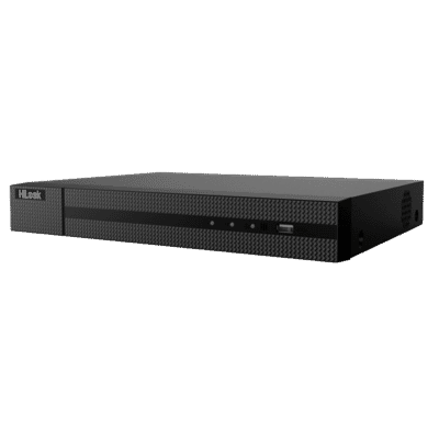HiLook DVR-208Q-K1 8 Channel 4MP H.265 Hybrid DVR