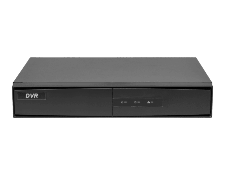 HiWatch by Hikvision DVR-208G-F1 2MP TVI DVR