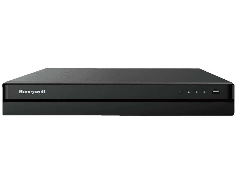 Honeywell HEN32204 32 Channel 12MP NVR 16 x POE