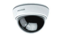 Dummy Dome CCTV Camera with Working LED