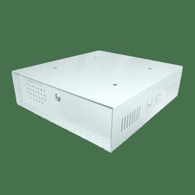 Small Lockable CCTV Recorder DVR/NVR Metal Enclosure