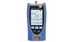 TREND Networks VDV II Pro Network and Coax Cable Tester