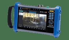 Trend Networks SecuriTEST Hybrid CCTV and PoE Tester