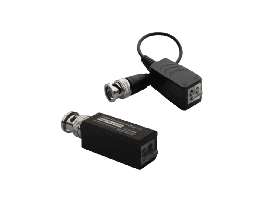 Haydon Tool-less HD 4K CCTV Passive UTP Video Balun