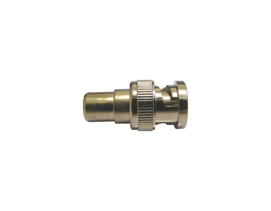 BNC Male to Phono Plug Female adaptor (10 pack)