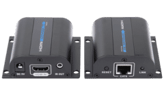 Active HDMI over Cat5 Extender with IR passthrough