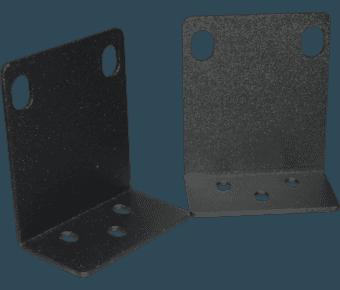 """Hikvision 19"""" Rackmount NVR/DVR Brackets"""
