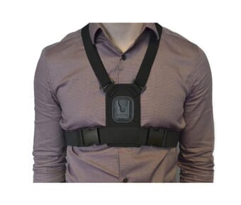 Pinnacle Body Worn Camera Harness PR5 PR6