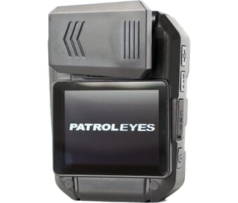 PatrolEyes SC-DV7 Ultra Body Worn Camera with IR