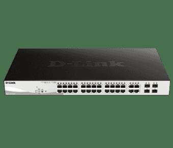 D-Link DGS-1210-24 24 Port Gigabit Smart Network Switch